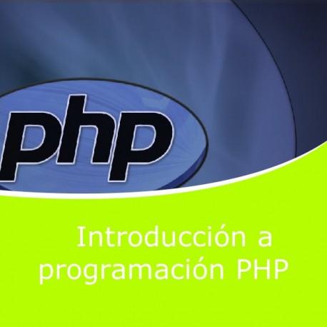Lenguaje de programación PHP (Online)