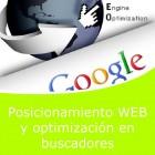 Posicionamiento Web y optimización de buscadores (Online)