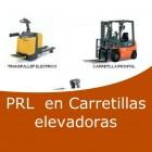 Prevención en carretillas elevadoras (Online)