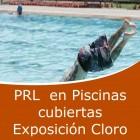 Prevención en piscinas cubiertas exposición cloro (Online)