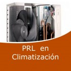 Prevención en riesgos específicos en climatización (Online)