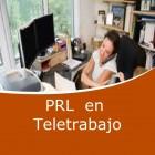 Prevención en teletrabajo (Online)