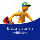Electricista en edificios (Online)