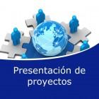 Presentación de proyectos (Online)