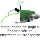 Modalidades de pago y financiación en empresas de transporte (On line)