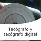 Tacógrafo y tacógrafo digital (On line)
