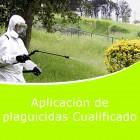 Aplicación de plagicidas (nivel cualificado) (Online)