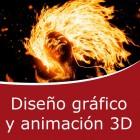 Diseño gráfico y animacion 3D (Online)