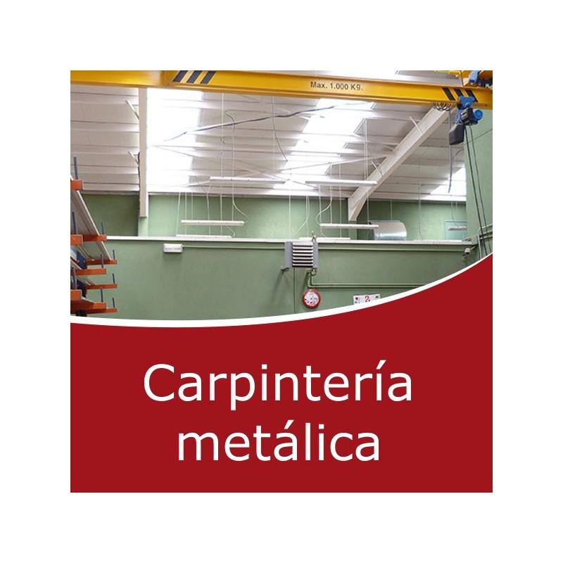 Carpinteria metalica online materiales de construcci n - Materiales de carpinteria ...