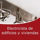 Electricista de edificios y viviendas (Online)