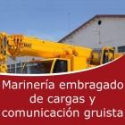 Marinería embragado de cargas y comunicación gruista (On line)