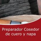 Preparador cosedor de cuero y napa (On line)