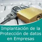 Implantación de la Protección de datos en Empresas (Online)