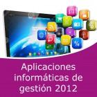 Aplicaciones informáticas de gestión 2012 Pack (Online)