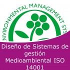 Diseño de sistemas de gestión medioambiental ISO 14001 (Online)