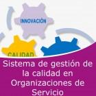 Sistema de Gestión de la calidad en organizaciones de servicio (Online)