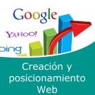 Creación y posicionamiento web Pack (Online)