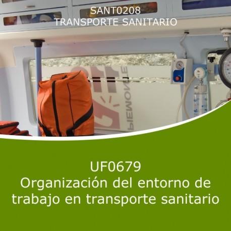 Organizaci n del entorno de trabajo en transporte for Sanitarios online