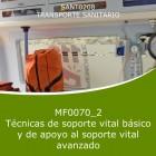Técnicas de soporte vital básico y de apoyo al soporte vital avanzado (Online)