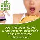 DUE Nuevos Enfoques Terapéuticos en Enfermería de los Trastornos Alimentarios (On line)
