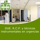 DUE R.C.P y Técnicas Instrumentales en Urgencias (On line)