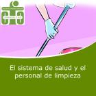 El Sistema de Salud y el Personal de Limpieza (On line)