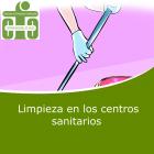 Limpieza en Centros Sanitarios (On line)