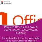 Paquete office 2007