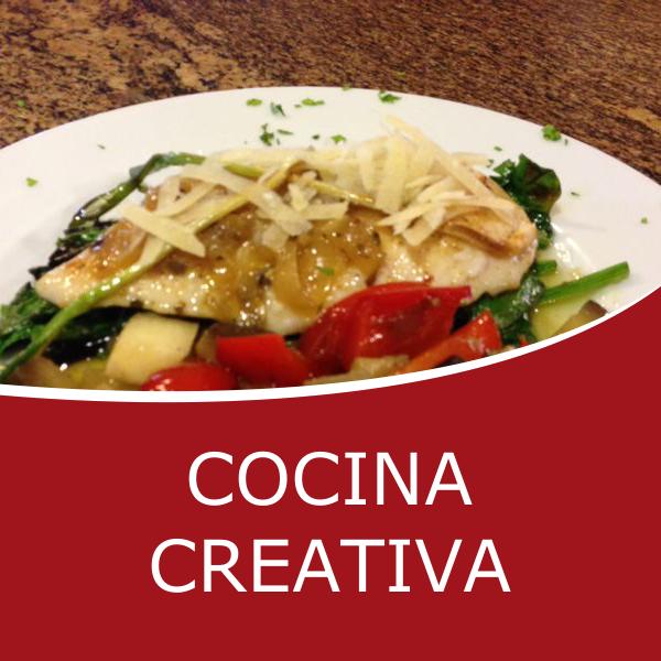 Cocina Creativa - MLG FORMACIÓN