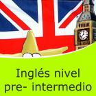Inglés nivel pre-intermedio (Online)