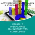 Operaciones administrativas comerciales