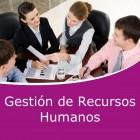 Gestión de recursos humanos (Online)