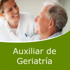 Auxiliar de Geriatría (Distancia)