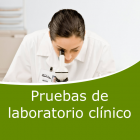 Pruebas de Laboratorio Clínico (Distancia)