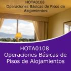 OPERACIONES BÁSICAS DE PISOS DE ALOJAMIENTOS (Distancia)