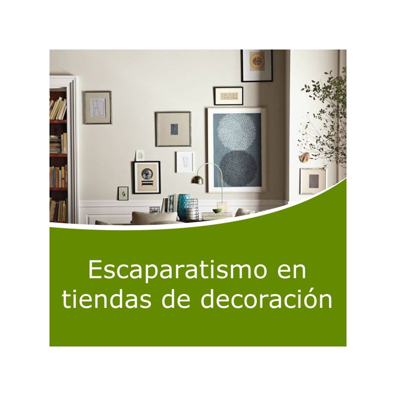 Escaparatismo en tiendas de decoraci n textil muebles y for Complementos decorativos