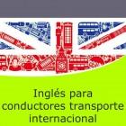 Inglés para conductores transporte internacional (Online)
