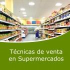 Técnicas de venta en supermercados (Online)