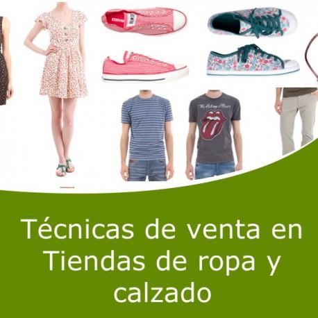 e421b42e554 Técnicas de venta en tiendas de ropa y calzado (Online) - MLG FORMACIÓN