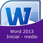 Word 2013 Inicial - medio (Online)