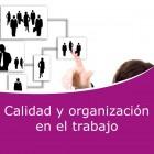 Calidad y organizacion en el trabajo (Online)