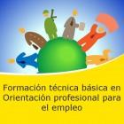 Formación técnica básica en orientación profesional para el empleo (Online)