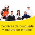 Técnicas de busqueda y mejora de empleo (Online)